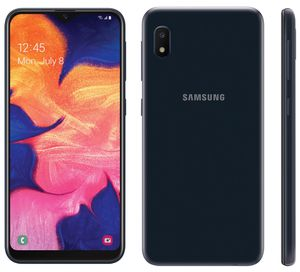 Samsung galaxy A10e straight talk for Sale in Mulberry, AR
