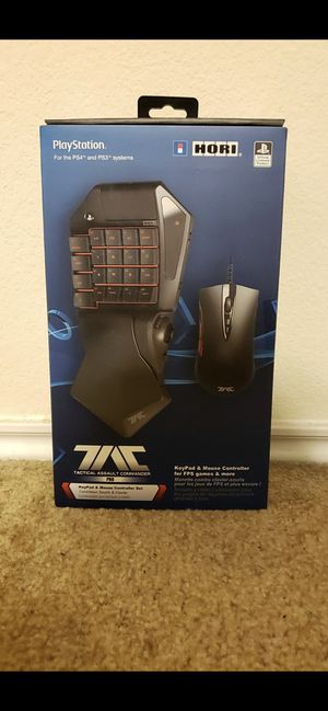 PlayStation key board for Sale in Pflugerville, TX