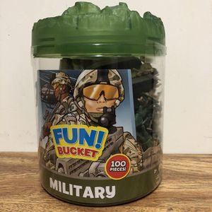 Fun Bucket Military Toys for Sale in Las Vegas, NV