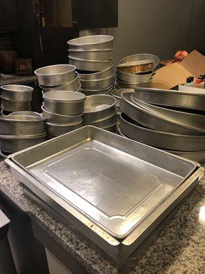 Magic Line Cake Pans for Sale in Arlington, TX