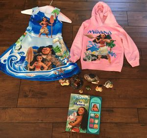 Disney Moana Themed Items for Sale in Chula Vista, CA