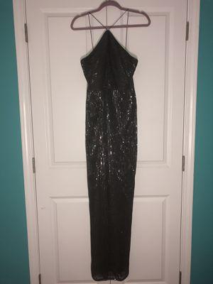Sequin Metallic gown for Sale in Durham, NC