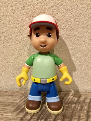 """Disney Handy Manny Talking Doll Figure 10"""" inch Mattel 2007 Let's Fix it Toy Fun. for Sale in San Jose, CA"""