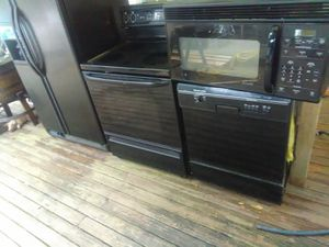 💞💜💜SET OF 4 APPLIANCE'S, ALL WORK! WILL DELIVER!!! NEED GONE TODAY! VERY WELL TAKEN CARE OF💜💞💞 for Sale in BETHEL, WA