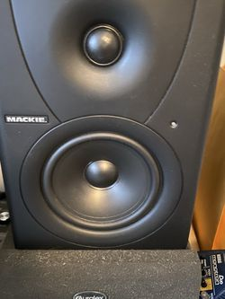 Mackie Monitors And Polk Sub All Powered for Sale in Jackson Township,  NJ