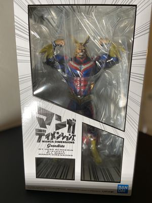 ALL MIGHT Manga Dimensions Collectible for Sale in Wilton Manors, FL