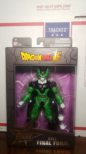 Dragon Ball Z Cell Final Form Toei Funimation wave 10 for Sale in Pomona, CA