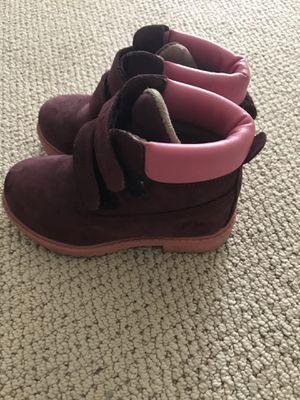 Lumberjack Girl boots size 10.5 for Sale in Falls Church, VA