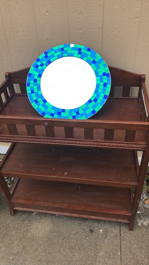 Baby changing table for Sale in Orange, CA