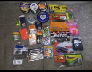 Fishing tackle for Sale in Portland, OR