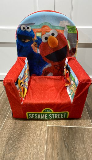 Sesame Street Kids Chair for Sale in New Hyde Park, NY