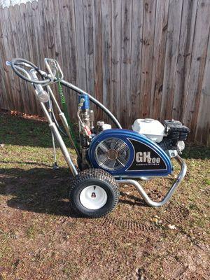 Graco GH 200. Paint sprayer for Sale in Jacksonville, FL