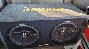 Kicker CompS for Sale in Auburn, WA