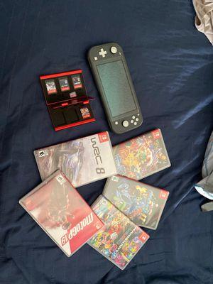Nintendo Switch lite for Sale in Whittier, CA