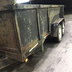 6x14 Dump Trailer for Sale in Hopkins, SC