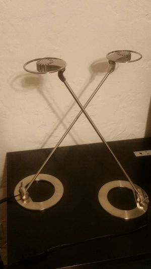 Matching set of desk or nightstand lamps. for Sale in Los Angeles, CA