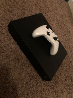 Xbox one x for Sale in Blooming Prairie, MN