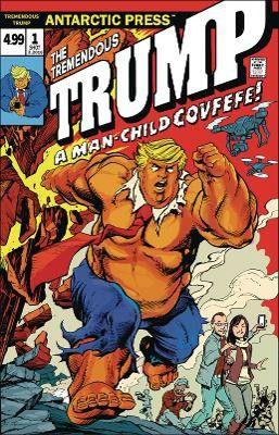 Donald Trump Comic book. 001 for Sale in Las Vegas, NV