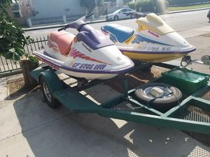 Jet skis and boats for Sale in Montclair, CA