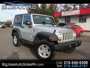 2011 Jeep Wrangler for Sale in Feasterville Trevose, PA