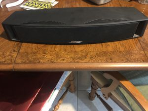 Bose center speaker for Sale in Port St. Lucie, FL