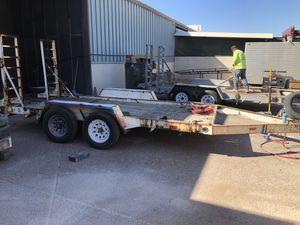 Large equipment trailer for Sale in Phoenix, AZ