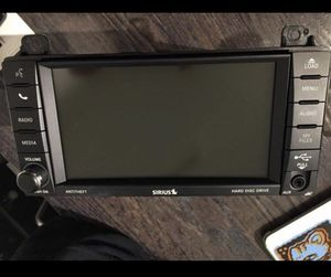 OEM Jeep/Dodge Head Unit for Sale in Traverse City, MI