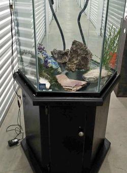 55 gallon fish tank for Sale in Costa Mesa,  CA