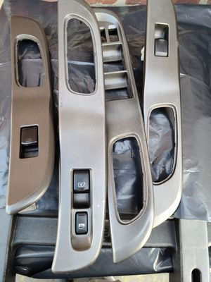 Spare 2003 Nissan Maxima Arm Panels with all switches and door handle pockets for Sale in Queens, NY