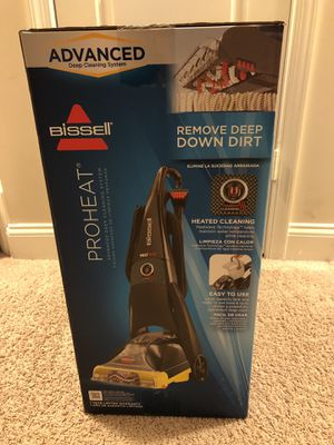 BISSEL Proheat Advanced Full Size Carpet Cleaner Washer,1846 for Sale in Clarksburg, MD