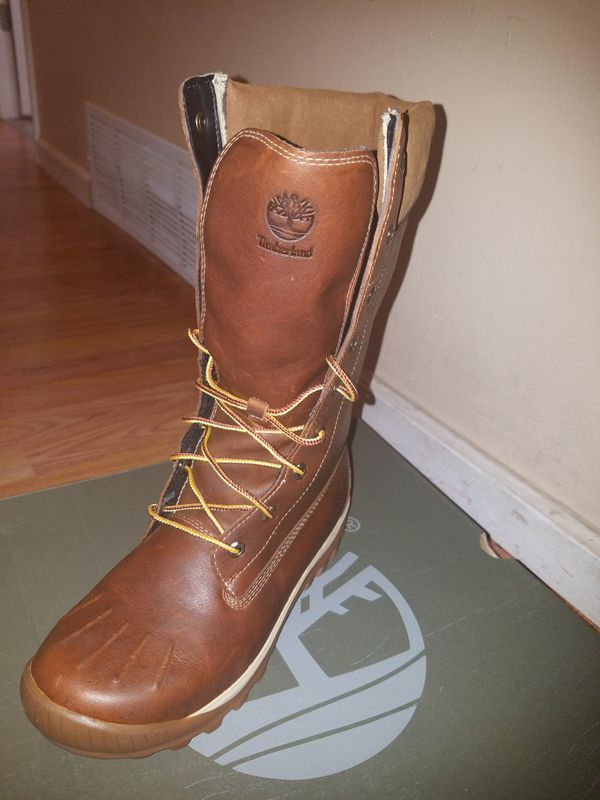 Timberland Woodhaven Tall