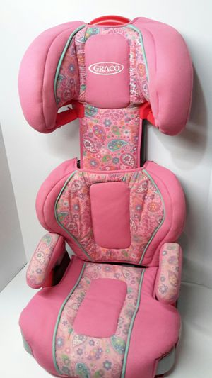 Graco TurboBooster Car Seat Booster Chair Pink for Sale in Wales, MA