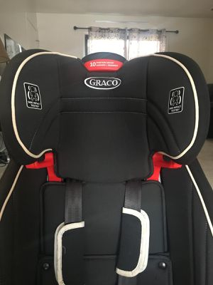Graco 3 in1 harness booster car seat for Sale in Somerset, NJ