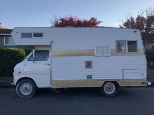 1971 Ford Econoline Shasta Mini-motorhome (gutted) for Sale in Portland, OR
