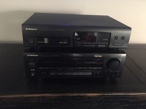 Pioneer Stereo & Pioneer CD Player for Sale in Irvine, CA
