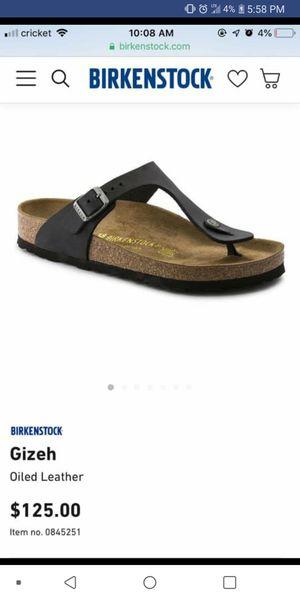 Birkenstock sandals for Sale in Temple, GA