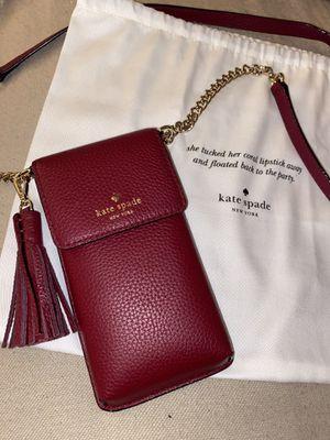 Kate spade purse phone satchel/card holder for Sale in Turlock, CA