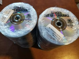 300 New DVDs Bruce's Fist of Vengeance Bruce Lee Martial Arts Film for Sale in York, PA