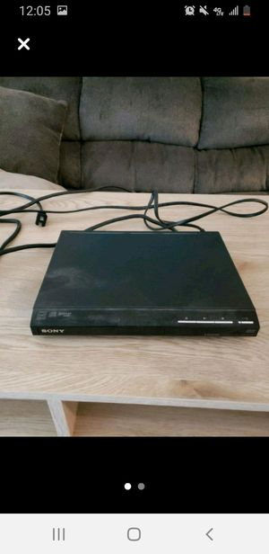 DvD player for Sale in North Ridgeville, OH