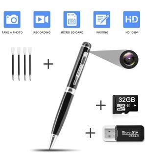 Hidden Camera Spy Pen HD 1080P for Sale in West Covina, CA