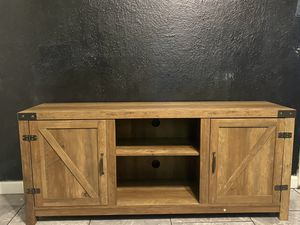 Tv stand 50 inch for Sale in Fresno, CA