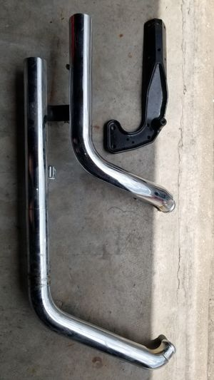 2008 Harley Davidson Softail OEM Exhaust for Sale in Austin, TX