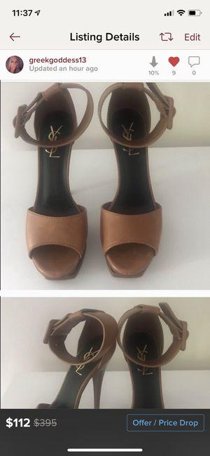 Authentic ysl heels for Sale in Virginia Beach, VA