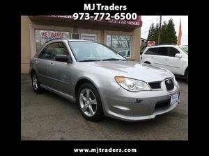 2007 Subaru Impreza Wagon for Sale in Garfield, NJ