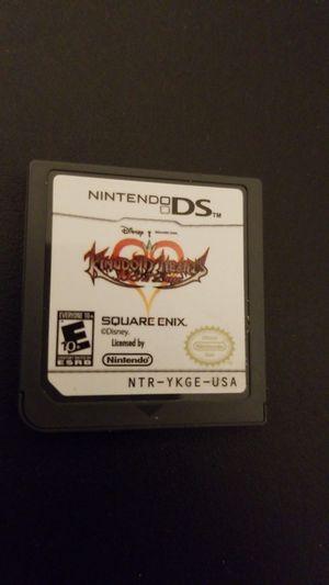Kingdom Hearts 358/2 Days Nintendo DS for Sale in Seattle, WA