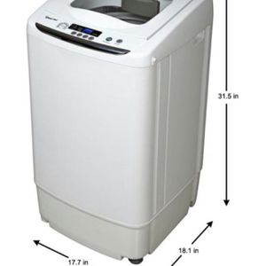 Magic Chef Full Automatic Portable Washing Machine for Sale in Gaithersburg, MD