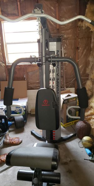 Marcy home gym for Sale in Port Arthur, TX