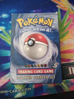 Original pokemon card deck for Sale in West Hartford, CT