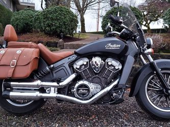 2016 Indian Scout for Sale in Portland,  OR