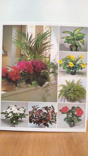 House Plants Book Binder for Sale in CHRISTIANSBRG, VA